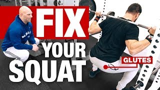 How To Squat Properly ft. Christian Thibaudeau (Barbell Squat Tutorial)
