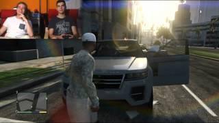 Grand theft auto 5 - WTF RANDOM SHIT! w/GoGo & Selassie |15+