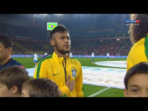 Neymar Jr vs Turkey Away HD 720p (12/11/2014)