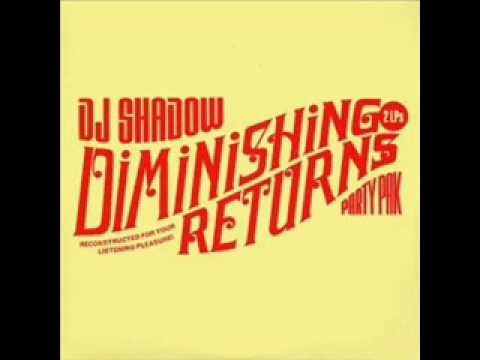 Dj Shadow - Minute Mix - Part V