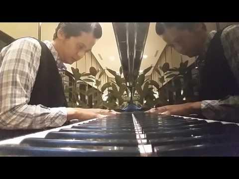 Bebaskan diriku-armada cover piano