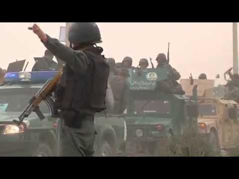 Paki-Punjabi ISI's Taliban Attack Election Commission Headquarters in Kabul
