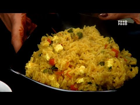 Paneer Pulao - Health Mange More