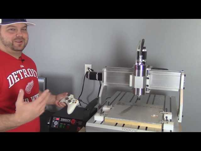 My 6040 CNC Router / Milling Machine
