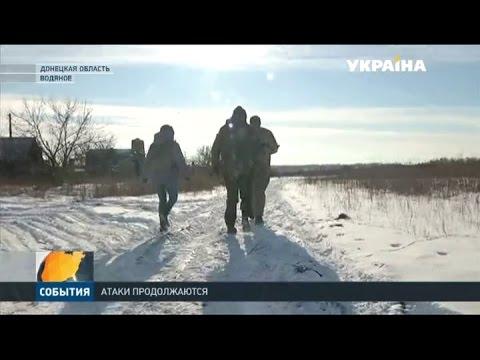 По украинским позициям боевики выпустили рекордное количество снарядов