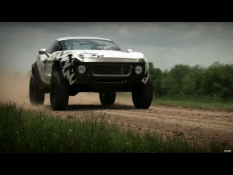 Local MotorsRally Fighter Vs Air Boat - Top Gear USA - Series 2