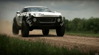 Rally Fighter Vs Air Boat | Top Gear USA