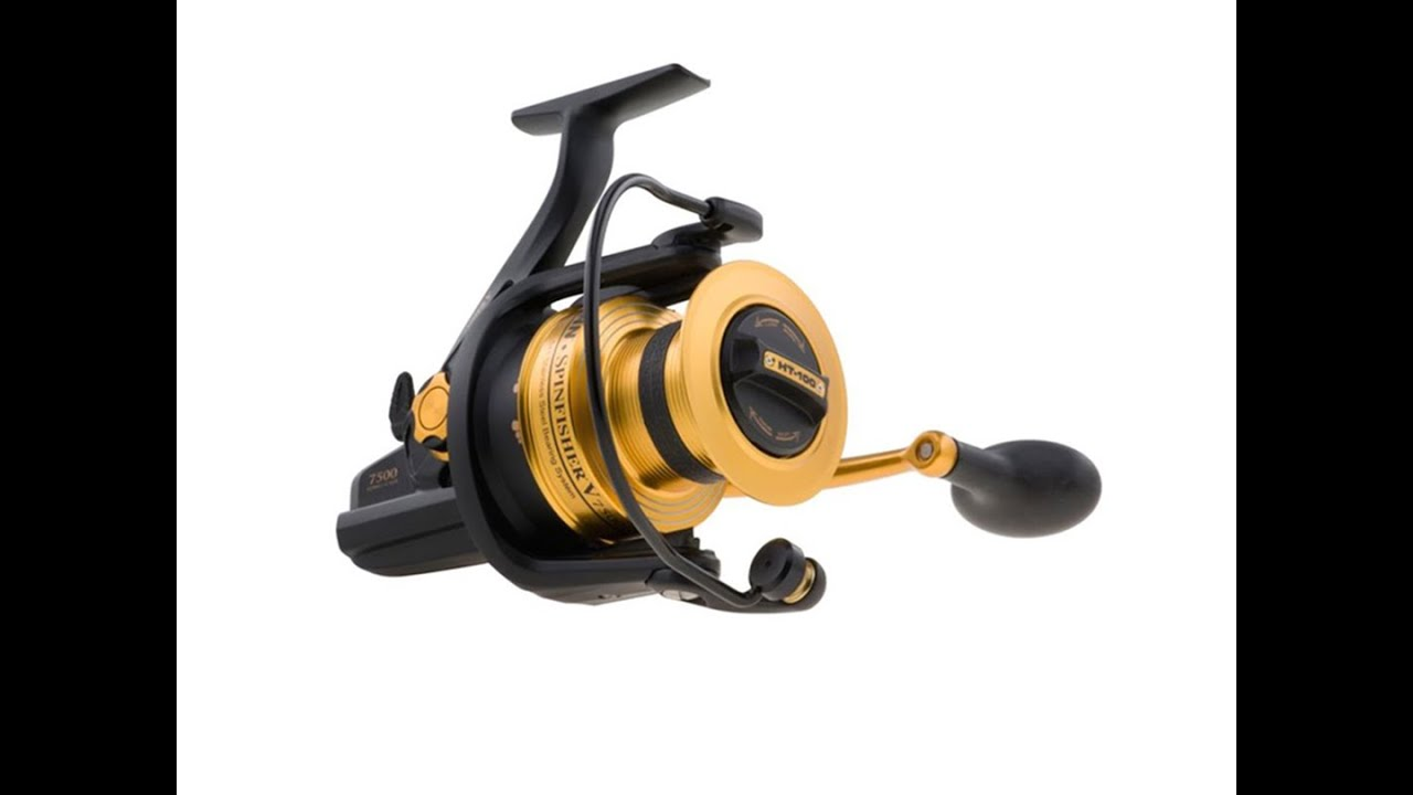 PENN Spinfisher V  quot Long Cast  quot  7500 Reel First look