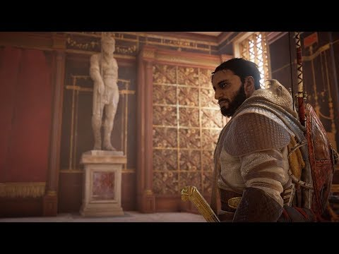 Assassin's Creed® Истоки - прохождение (10) (Комментарии!)