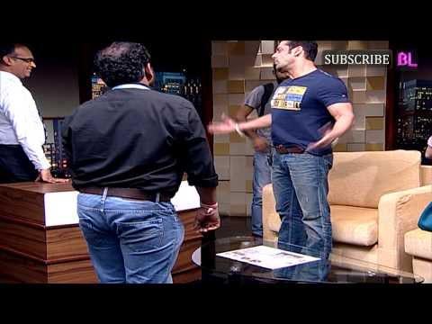 Salman Khan dismisses critics