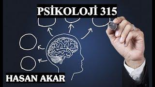 Hasan Akar - Psikoloji 315