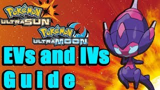 Beginner's Guide to VGC and EV Training in Pokemon Ultra Sun and Ultra Moon (The Art of Pokemon 1/3)