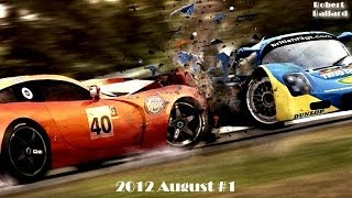 Car Crash Compilation 2012 August #1