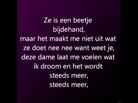 Monsif - Helemaal  (lyrics)  ♥