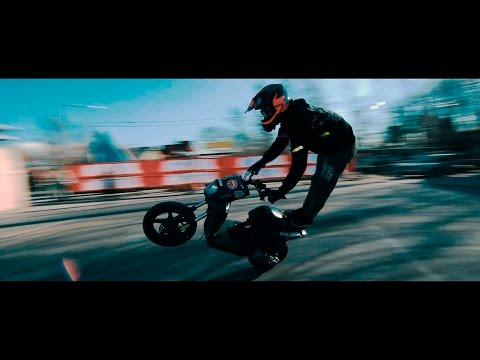 FZM stunt team / IMIS trailer