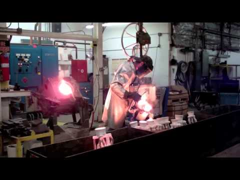 Stainless Pouring Art Castings of Colorado