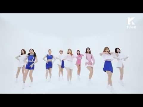 開始Youtube練舞:TT-Twice | 鏡像影片