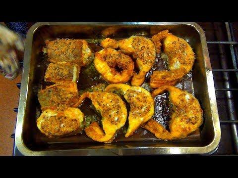 Конгрио - рецепт с дижонской горчицей в духовке. Простой рецепт вкусного блюда.