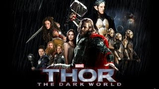 Download Thor : The Dark World | Official Trailer HD (Hindi Version) 3Gp Mp4