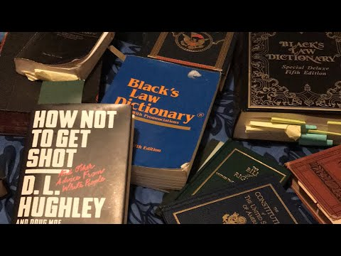 Sabir Bey: let's talk D.L. Hugley's book and Law.