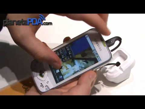 Samsung Spica Android Hands On