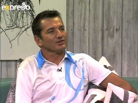 Interview with Joost van der Westhuizen : J9 Foundation  (22.1.2013) 4 of 6
