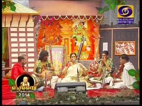 Chembai 2014 Guruvayur Aruna Sairam 04 Bhaktha Jana Namdev