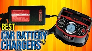 10 Best Car Battery Chargers 2017