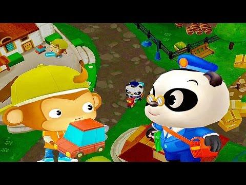 Доктор Панда Почтальон - Развивающая игра для детей Dr  Panda's Mailman