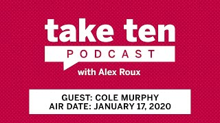Take Ten with Alex Roux: Former Rutgers WR and Holder Cole Murphy