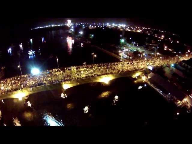 Noche Veneciana 2013,Puerto Cortes,Honduras