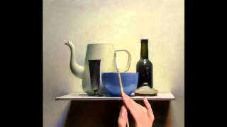 Still life oil painting demo