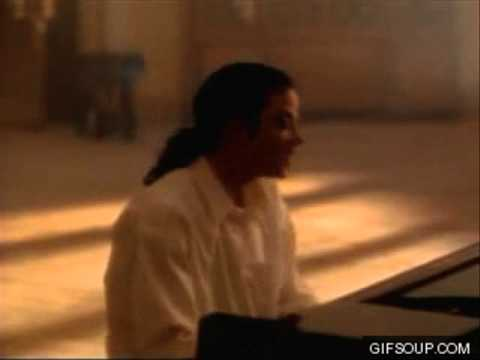 Michael jackson Give in to me Amazing ( piano acapella).