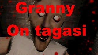GRANNY ON TAGASI!!!