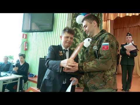 Открытие зонального центра в Устьянском районе