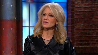 CNN anchor, Conway spar over Trump tweets