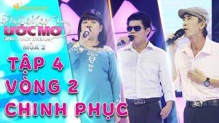 Hát mãi ước mơ 2 | tập 4 vòng 2: Trấn Thành, Cẩm Ly hào hứng trước thí sinh chuyên hát nhạc Trịnh