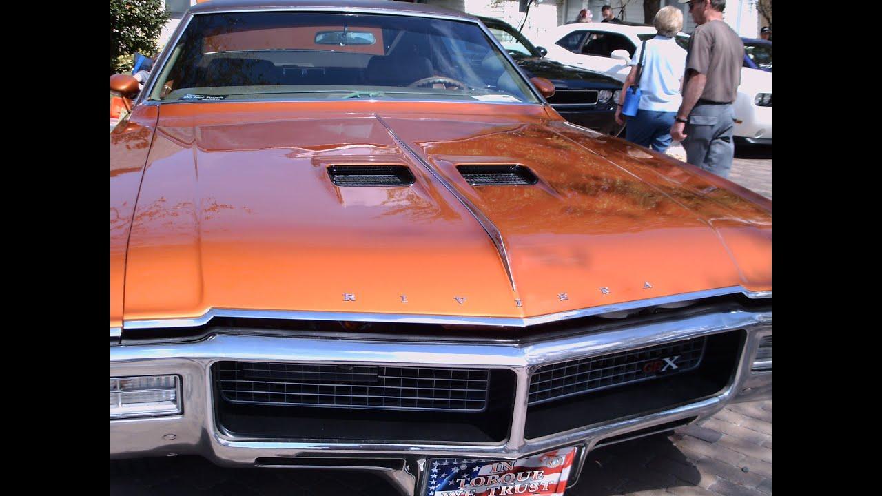 1968 Buick Riviera Custom Orng Windermere022313 Youtube