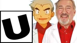 Pokemon Tall Grass PSA (starring the real Professor Oak)