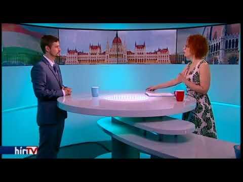 Farkas Gergely a Hír Tv Reggeli járat c. műsorában (2018.05.02)