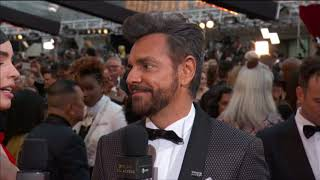 Eugenio Derbez on the Oscars 2018 All Access Red Carpet