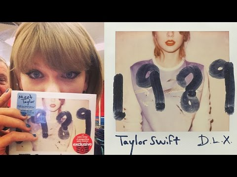 Taylor Swift's 1989 Secret Messages Decoded