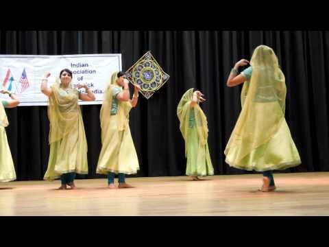 In aankhon ki masti dance by Arya Dance Academy Frederick MD