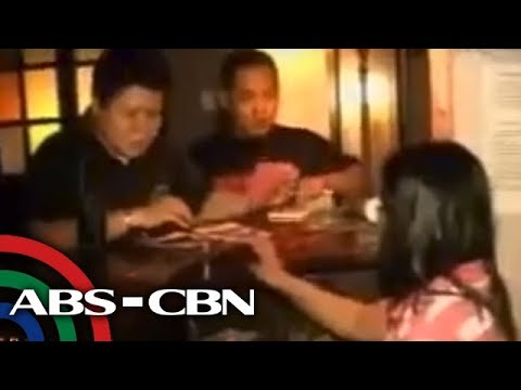 Massage parlor raided in Cebu Video