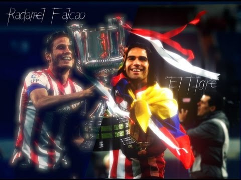 Radamel Falcao-