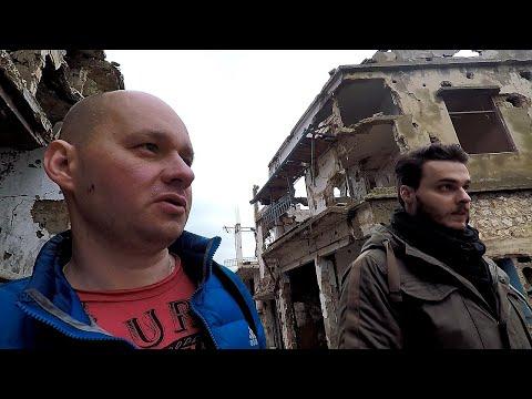 Сирия как quotненавидятquot Россию и Путина Разруха и Нищета городов