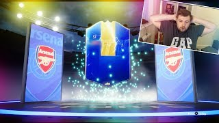 I GOT ONE OF THE ARSENAL STRIKERS! (GUARANTEED PL TOTS SBC) #FIFA19