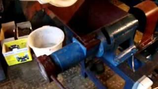Как сделать шнековый гранулятор