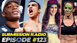 Submission Radio #123 Tony Ferguson, Kevin Lee, Frank Shamrock, Damon Martin