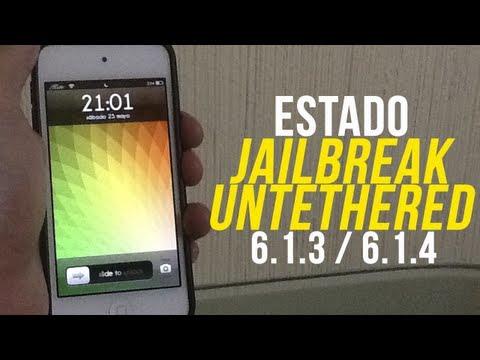 Estado jailbreak UNTETHERED iOS 6.1.3 / 6.1.4 / 7.0. Fecha salida iOS 7   Preguntas y Respuestas #2